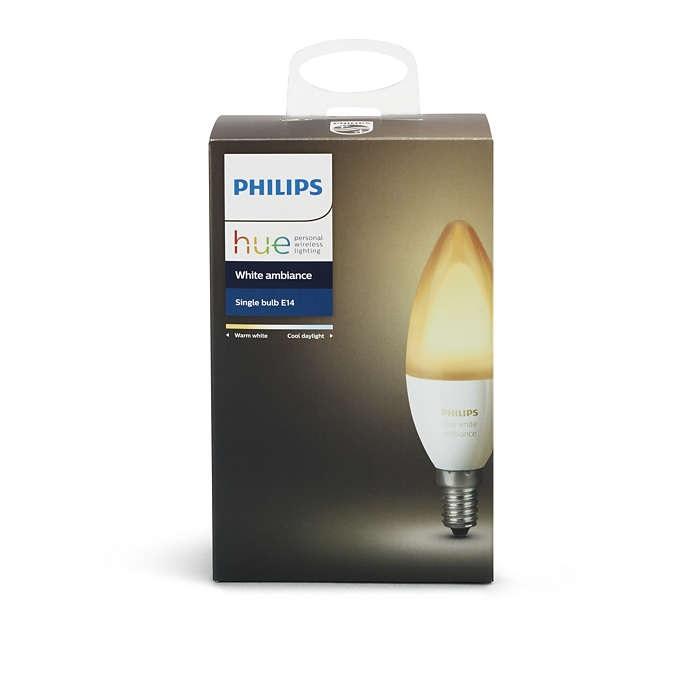 Hue żarówka świeczka  Philips PHILIPS