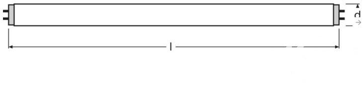 Świetlówka liniowa Osram OSRAM