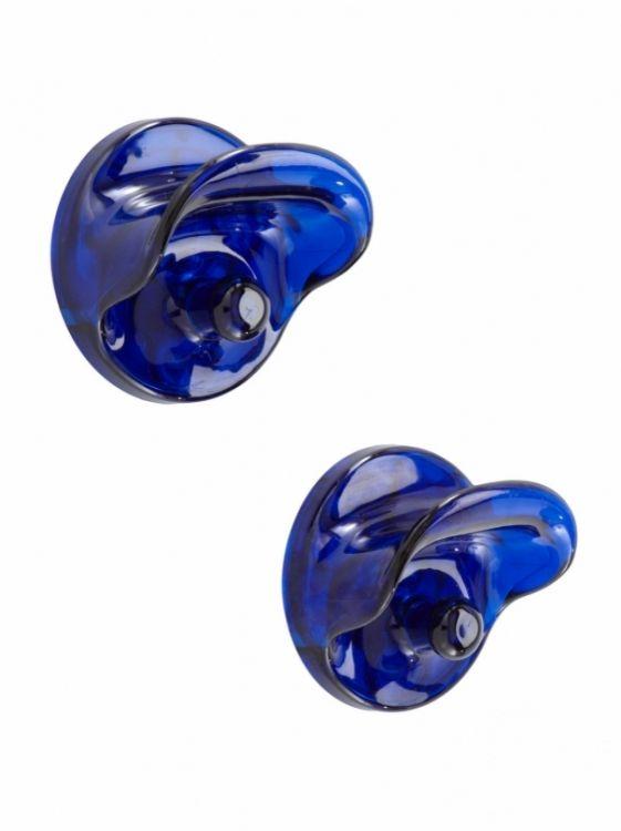 Wieszak na ubrania d10.5cm kobaltowy