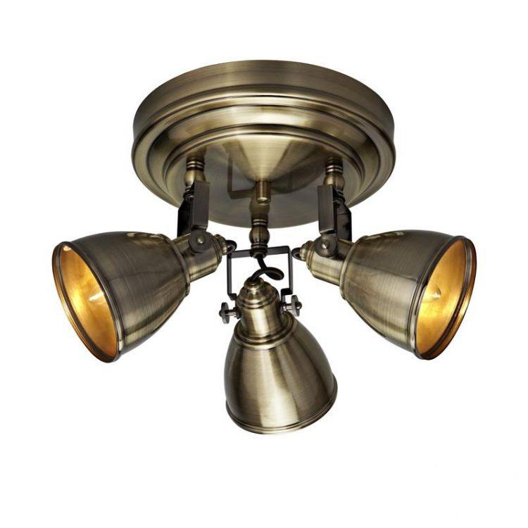 lampa sufitowa reflektor Fjallbacka MARKSLOJD