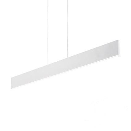 Desk lampa wisząca 23W LED 230V biała