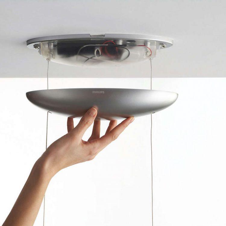 Ochos lampa wisząca 4x6W LED 230V aluminium