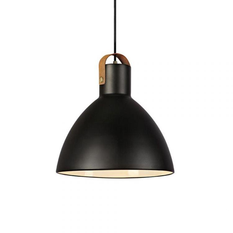 lampa wisząca czarna Eagle MARKSLOJD