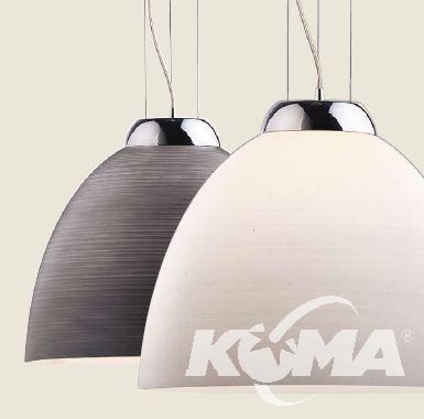 Tolomeo lampa wisząca 1x100W E27