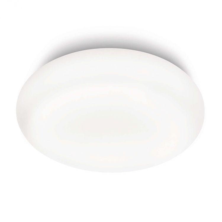 Mist plafon łazienkowy 40cm 2x15W E27 230V biały