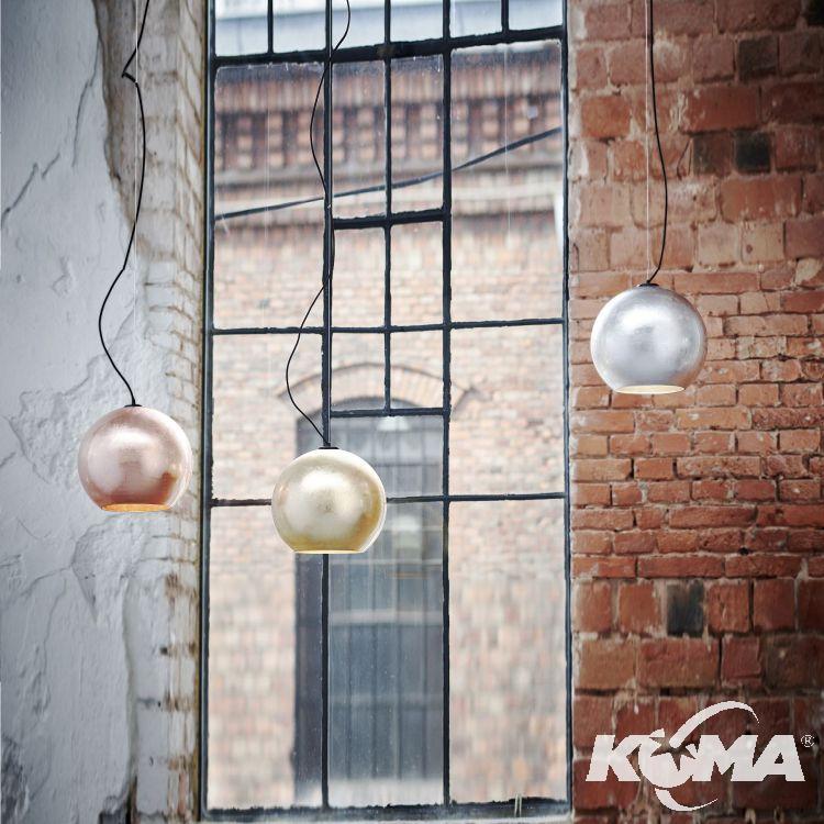 lampa wisząca Moon KASPA