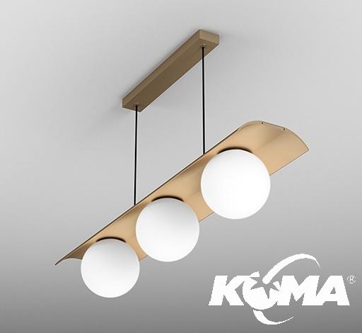 lampa wisząca Modern_Ball_WP AQFORM