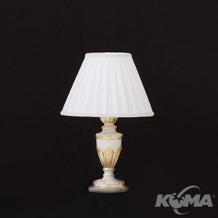 Firenze lampka stolowa e27/60W