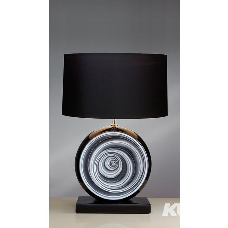 lampa stołowa Swirl ELSTEAD