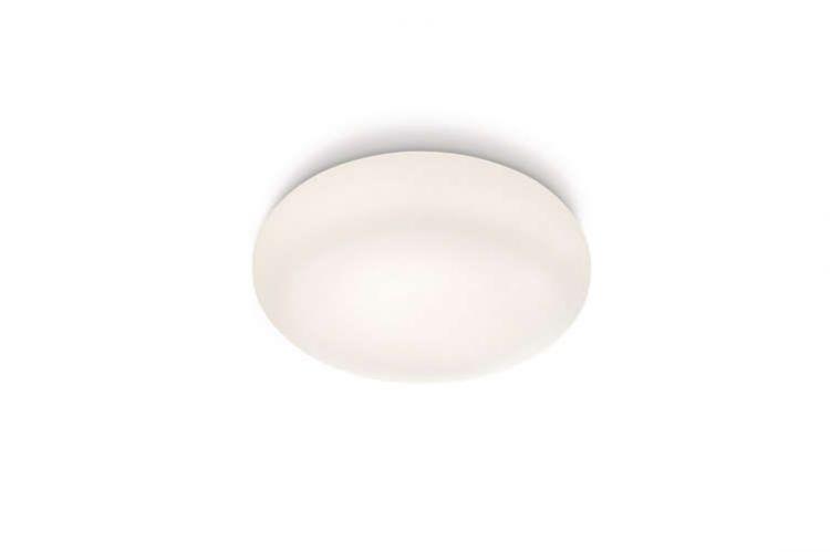 Mist plafon 1x20W E27 biały
