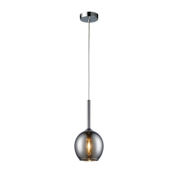 Monic lampa wisząca 1x40W E14 230V chrom