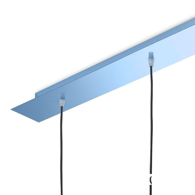 lampa sufitowa wisząca niebieska Tomas PUJOL ILUMINACION