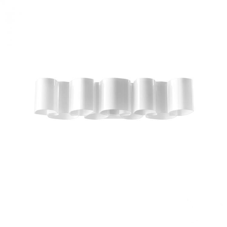 kinkiet ścienny biały Honey Linea Light