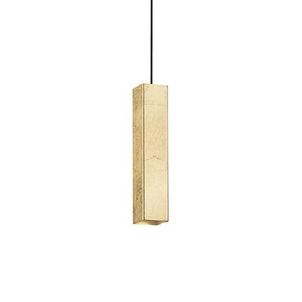 Sky lampa wisząca 1x28W GU10 230V złota