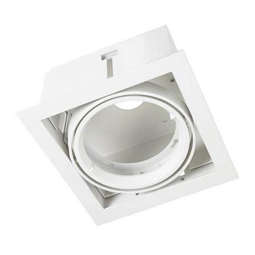 Evo oprawa wpuszczana/obudowa biała Multidir LEDS