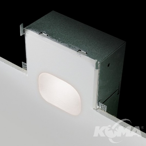 oprawa do wbudowania w ścianę Nadir BPM Lighting