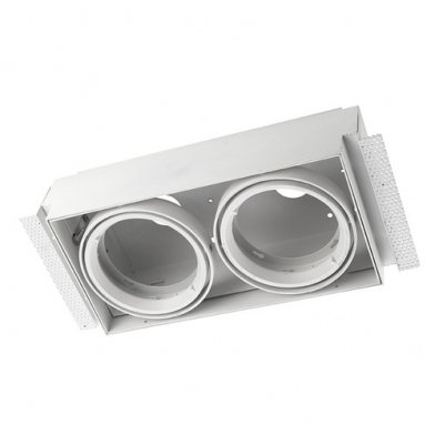 bezramkowa biala Oprawa LEDS C4