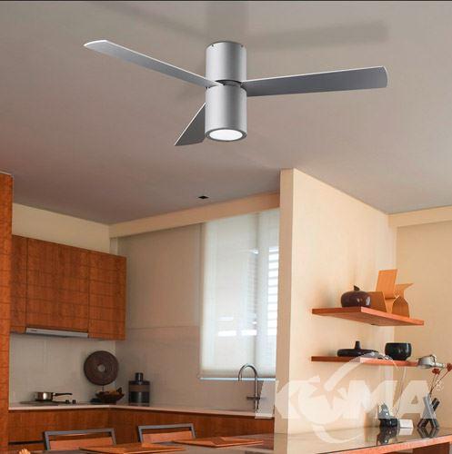 wentylator sufitowy z oświetleniem E27 FORMENTERA LEDS C4