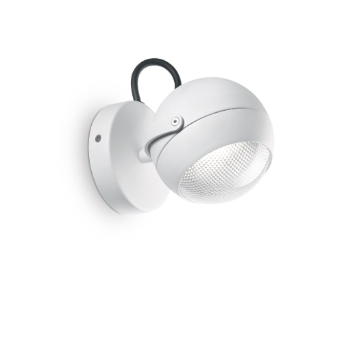 ap1 lampa zewnętrzna biała led Zenith IDEAL LUX