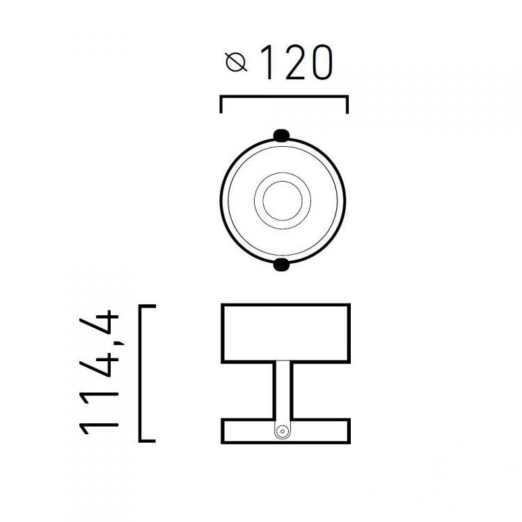 L111 reflektor D+ CHORS