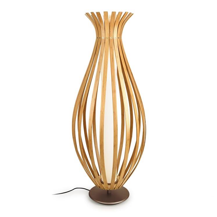 lampa stojąca led Bamboo LEDS C4