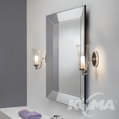 Biarritz kinkiet łazienkowy 1x40W G9 230V chrom