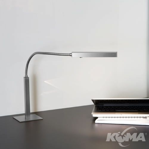 Airo lampka biurkowa wpuszczana 1x7,5W  led chrom