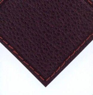 Carlota doble kinkiet 1x60W E27 ciemny braz wstazka biala