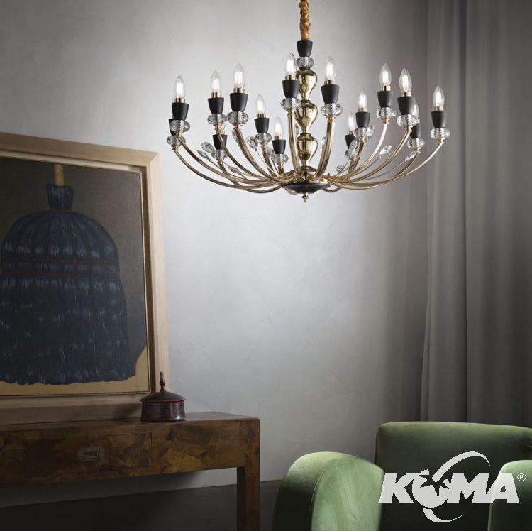 lampa wisząca Vanity IDEAL LUX