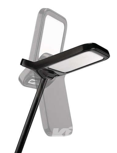 Flatform lampa stojąca podłogowa LED 1x4.5W 230V czarny