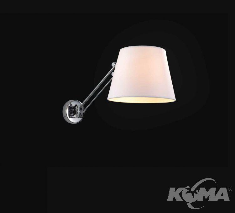 PESSO PARETE Kinkiet 1x60W E27 230V