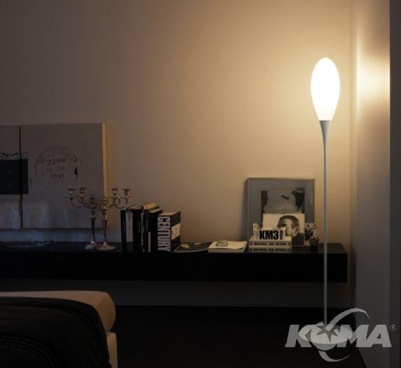 Spillo lampa podlogowa wew 1x21W E27 h180cm white