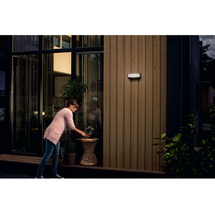 Pitchfork kinkiet zewnętrzny 4.5W LED 230V antracyt