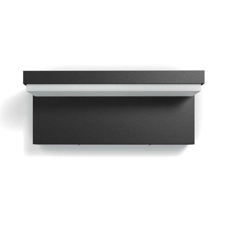 Bustan kinkiet zewnętrzny 2x4.5W LED 230V antracyt