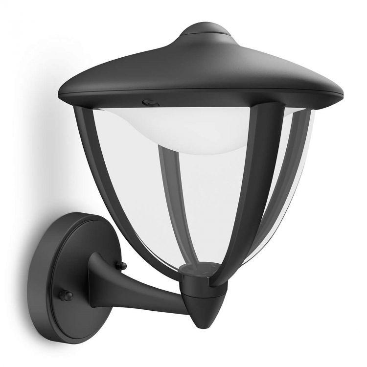 Robin kinkiet zewnętrzny 4.5W LED 230V czarny