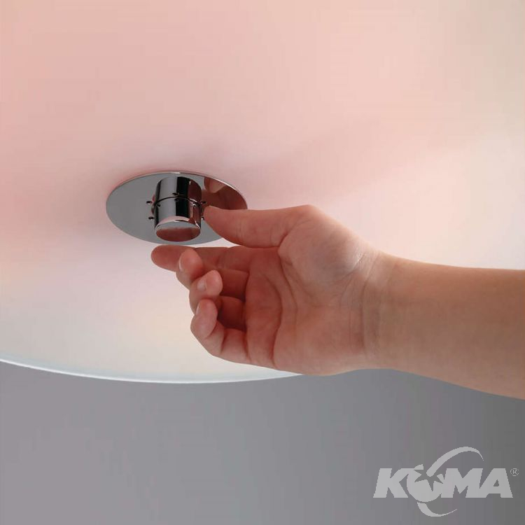 Fair lampa wisząca 1x55W 2GX13 230V aluminium