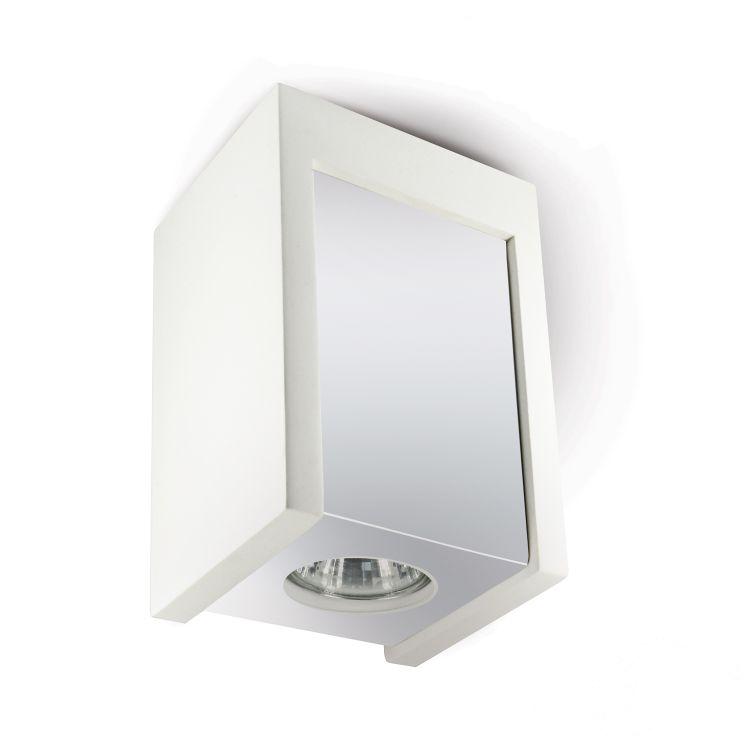 Lindo oprawa sufitowa 1x25W GU10 230V biały/chrom