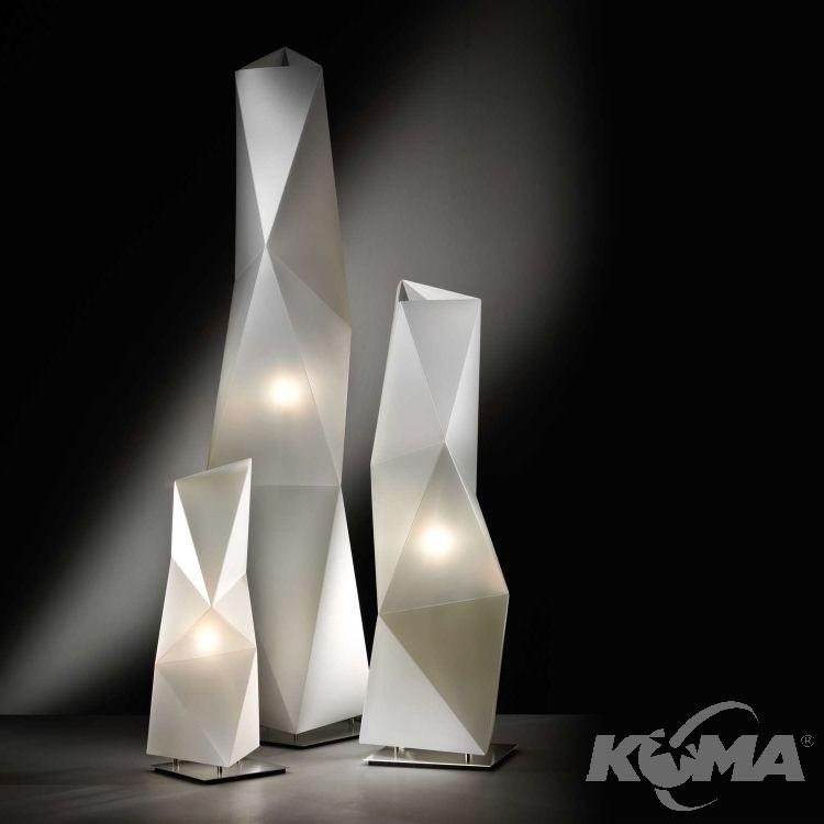 L lampa podłogowa Diamond SLAMP