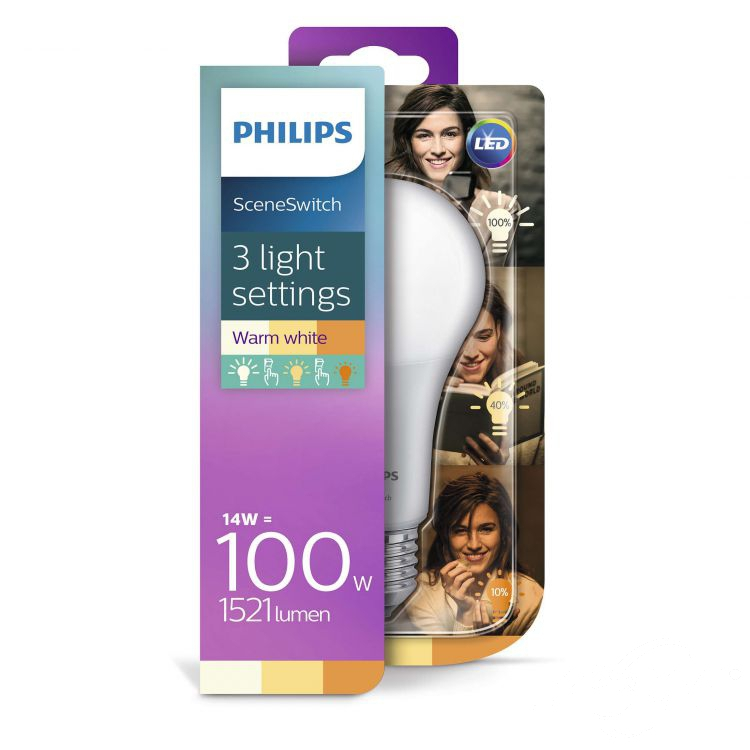 LED SceneSwitch Żarówka PHILIPS