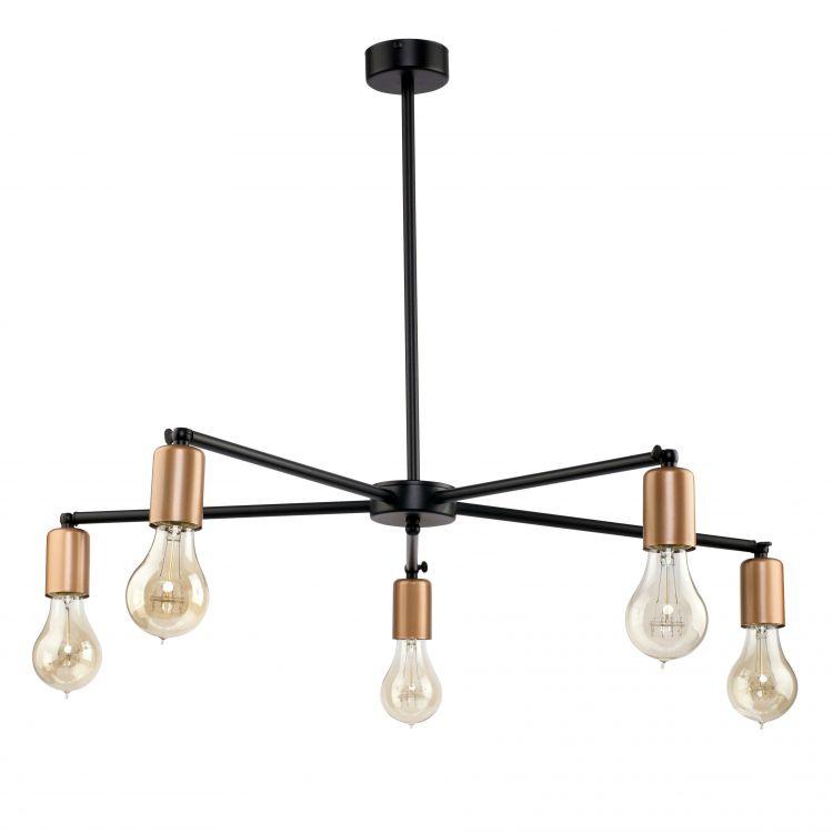 Sticks lampa sufitowa 5x60W E27 230V