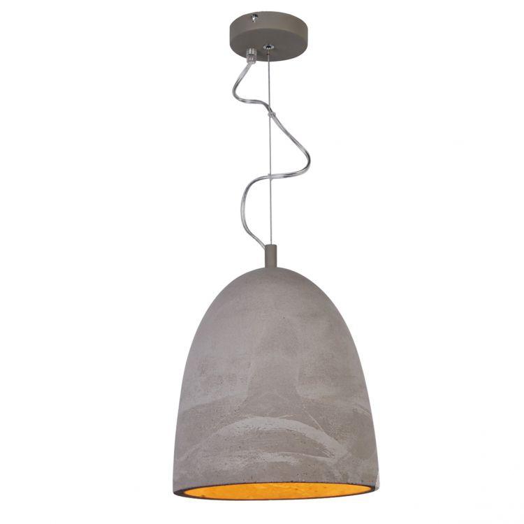 Stone lampa wisząca 1x40W E27 230V