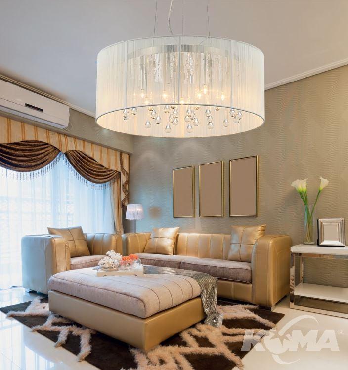 lampa wisząca Artemida ZUMA