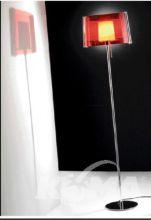 ---^venus podlogowa lampa 1x75W E27 rojo