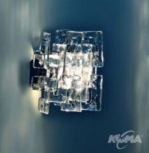 Sixty kinkiet 1x150W R7s 118mm cristallo