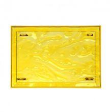 Dune tacka 46x32x2,5cm żółta
