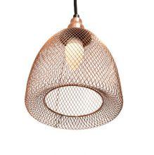 Cooper lampa wisząca E14 230V miedź