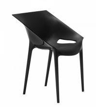 Dr yes fotel 52x50x80cm czarny