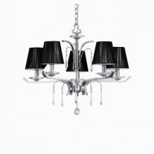 Accademy lampa wiszaca 5x40W E14 230V