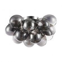Balbo lampa sufitowa plafon 4x28W G9 230V nikiel