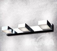 Futura 3 kinkiet LED 3x3W 230V chrom
